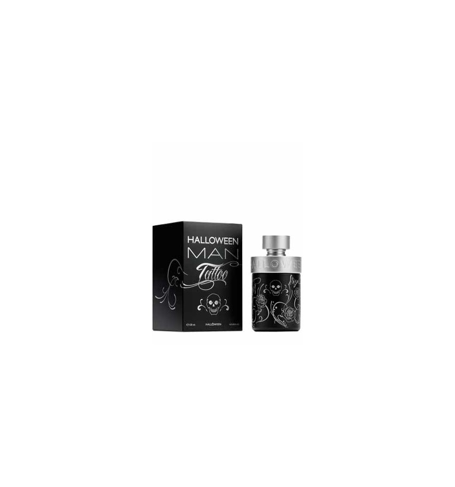 JESUS DEL POZO HALLOWEEN MAN TATTOO EDT 125 ML