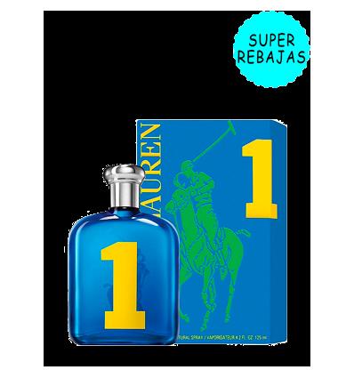 RALPH LAUREN BIG PONY Nº1 BLUE EDT 75 ML