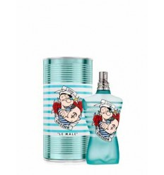JEAN PAUL GAULTIER LE MALE EAU FRAICHE POPEYE EDT 125 ML