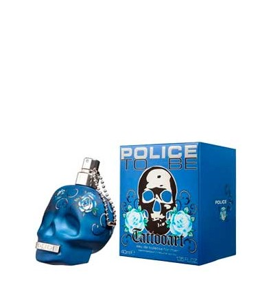 POLICE TO BE TATTOOART FOR MAN EDT 125 ML