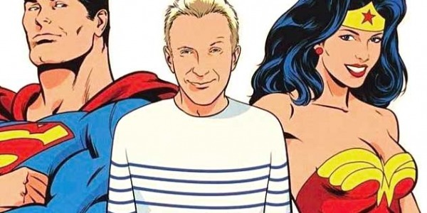 Jean Paul Gaultier - Wonder Woman y Superman