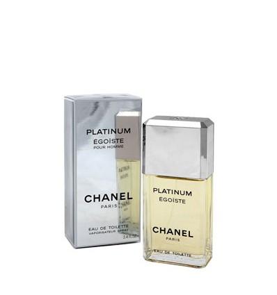 CHANEL EGOISTE PLATINUM EDT 100 ML