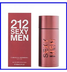 CAROLINA HERRERA 212 SEXY MEN EDT 100 ML