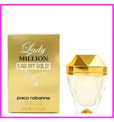 PACO RABANNE LADY MILLION EAU MY GOLD EDT 50 ML