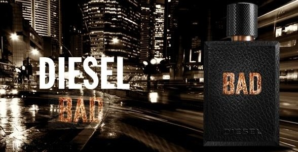 """Chico malo"" e irresistible con Diesel BAD"