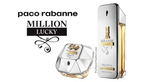 Paco Rabanne 1 Million Lucky Y Lady Million Lucky